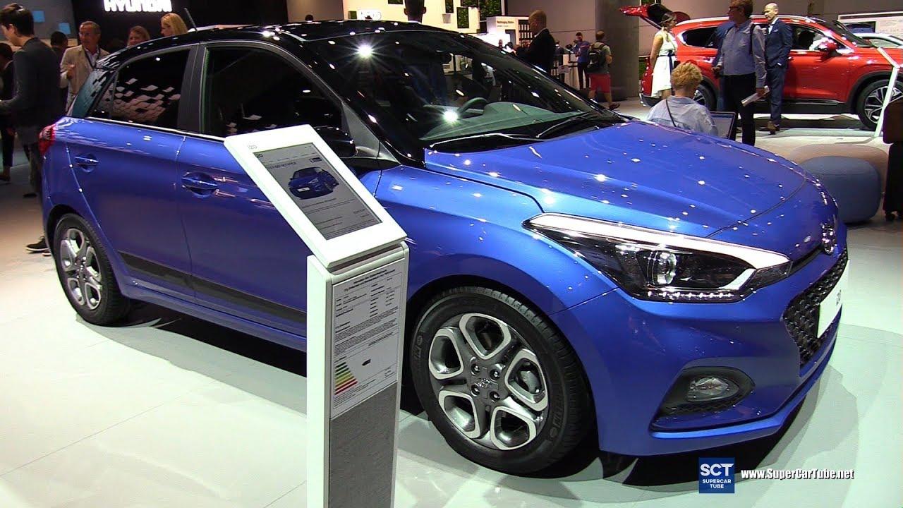 Hyundai i20 mới ra mắt