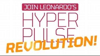 Join Leonardo's HYPER-PULSE Revolution!