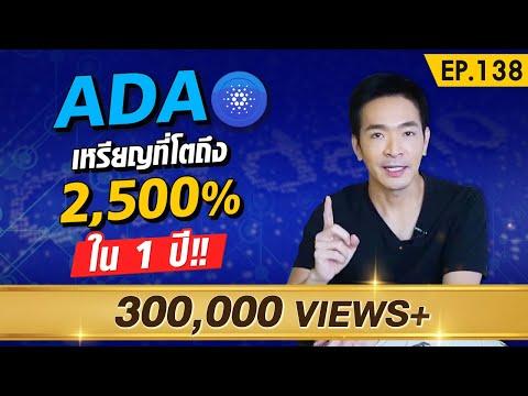 Cardano (ADA) โปรเจค Gen ใหม่ ที่จะมาเปลี่ยนวงการ Blockchain!! | Money Matters EP.138