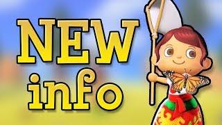 New Info on Animal Crossing New Horizons!