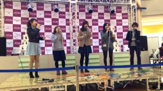 【2014/12/22】 イオンモール秋田ライブ(第二回) Oh Holly Night (Ado...