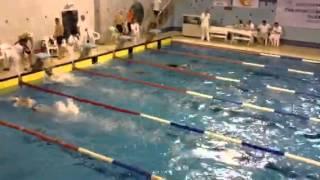 Marmaris Yüzme Yarışı - Harun Güran 100 m. Serbest.
