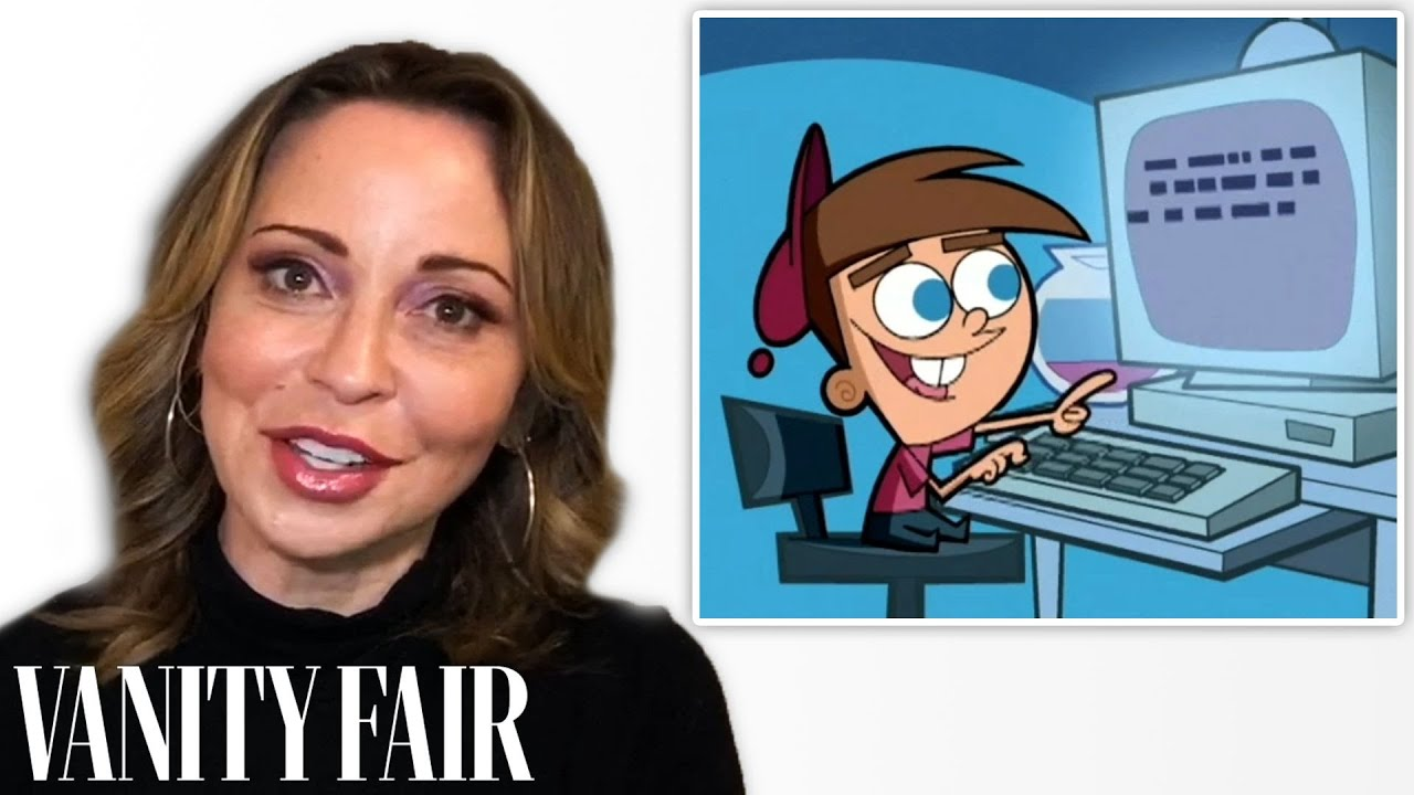 Tara Strong (Timmy Turner) Breaks Down Her Most Famous Character Voices