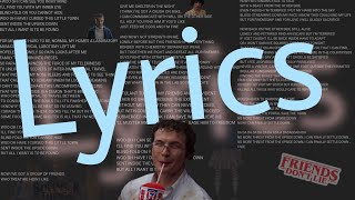 Eleven Sings A Song - Lyrics