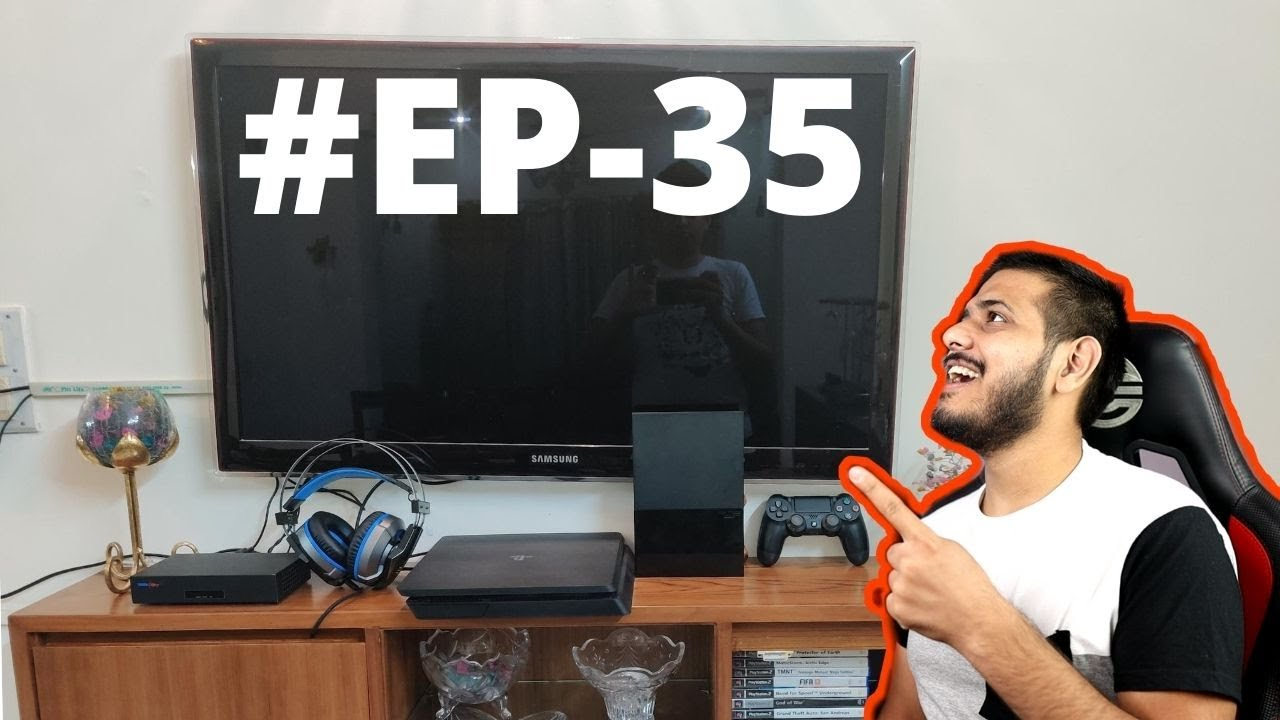 Gaming Console Setup War #EP-35.