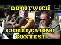 Chilli Eating Contest - Droitwich Food & Drink Festival - 22nd June 2019