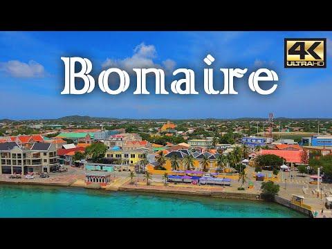 Turismo en BONAIRE de Norte a Sur [4K]