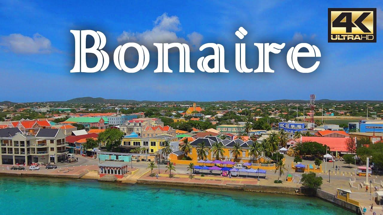 Turismo en BONAIRE de Norte a Sur [4K] - YouTube