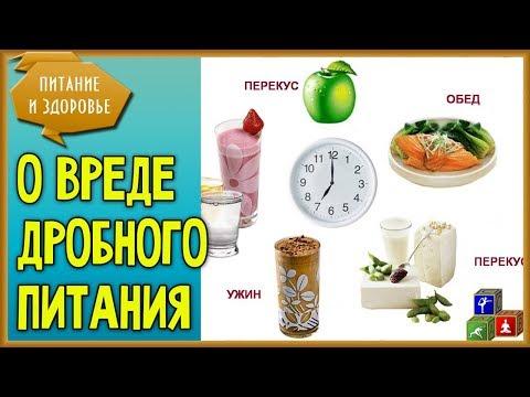Мифы о дробном питании. Полезно ли питаться часто и помалу?