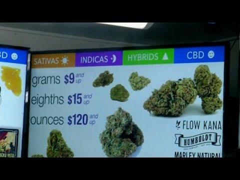 Download Kaliforniya'da keyif amaçlı esrar satışı artık yasal
