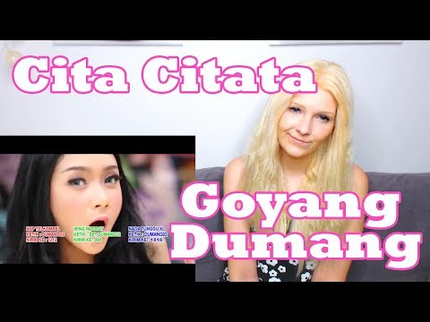 Cita Citata - Goyang Dumang (Reaction)