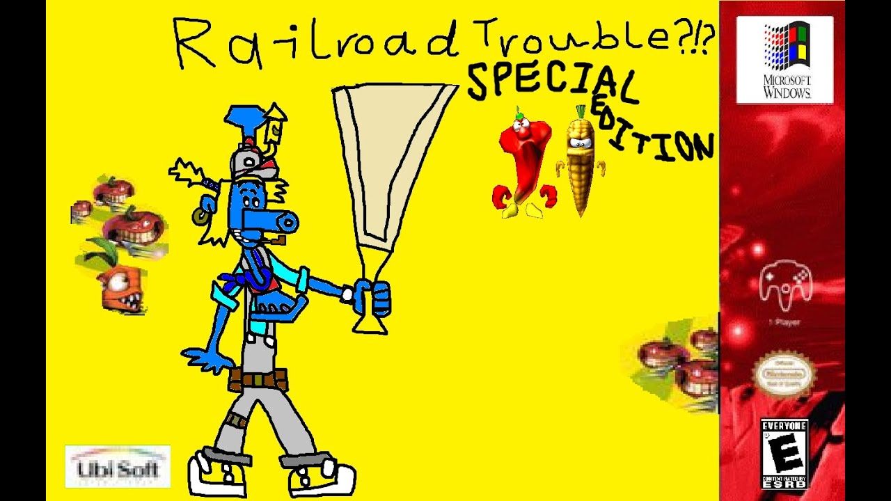 Railroad Trouble! Special Edition (PC Beta) Songs Collection Part 1