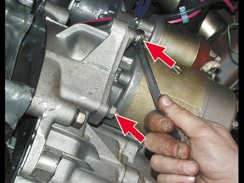 Как снять и ремонт стартера  на ваз 2108, 2109, 21099, 2113, 2114, 2115