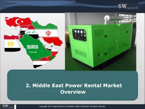 Saudi Arabia Power Rental Market (2014–2020)