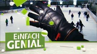 Der Handschuh mit Fingerheizung | Einfach genial | MDR