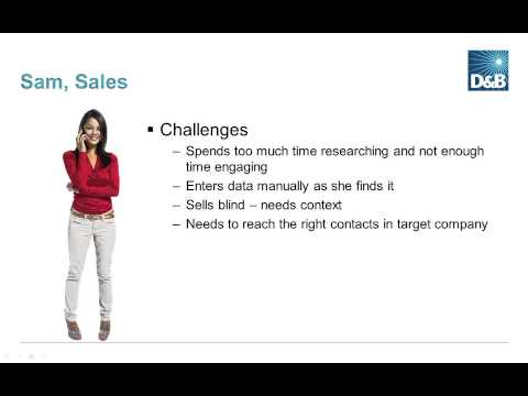 The Antidote to Selling Blind - Webinar with Levementum & Dun and Bradstreet