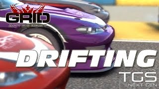 GRID Autosport - Drifting (PS3)
