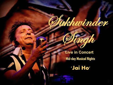 Sukhwinder Singh Live - Jai Ho : Mid-day Musical Nights | Phoenix Marketcity.