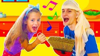 Песенка про уборку | Песенки для детей от Ба Би Бу