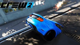 The Crew 2 - Fails #16 (Funny Moments Compilation)