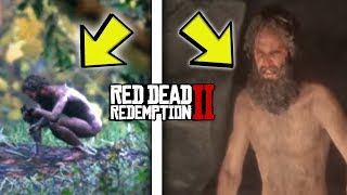 Red Dead Redemption 2 - WHAT HAPPENS IF YOU KEEP FOLLOWING THE WOLFMAN?