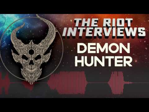 RadioU Riot Interview with Demon Hunter