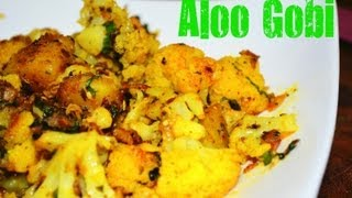 Aloo Gobi - Indian Vegetable Recipe