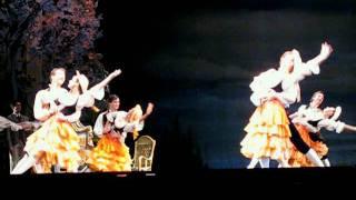 Tarantella (Adrienn Pap, András Szegő) - Anna Karenina - Hungarian State Opera