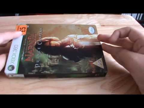 THE CHRONICLES OF NARNIA PRINCE CASPIAN LIMITED COLLECTORS EDITON REVIEW !!!!