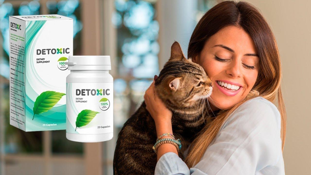 preparatul detoxic este creat pe baza de ingrediente naturale)