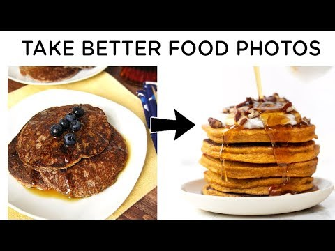 Quick Tips for Better Food Photos ‣‣ for Instagram + Blogging