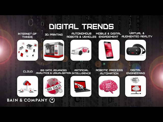 BAIN -  DIGITAL TRENDS