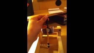 Mini Torsion Catapult