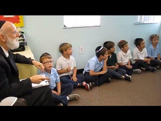 1B Singing Zemiros