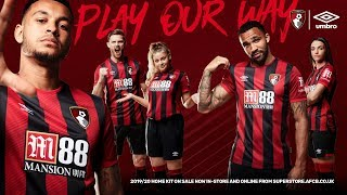 HOME KIT REVEAL 2019/20 | #PlayOurWay