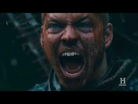 "Vikings - Ivar's Most Badass Scene ""You Can't Kill Me!"" [Season 5 Official Scene] (5x03) [HD]"
