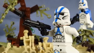Another 501st Tale - Lego Star Wars Stop motion