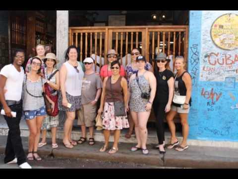 Cuba Dance Holidays with Havana Dance