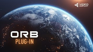 Ultra-3D-Earth-Tutorial! + Kostenlose ORB-Plug-in! 100% After Effects!