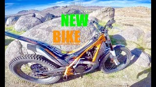 2018 SCORPA TRIALS BIKE REVIEW