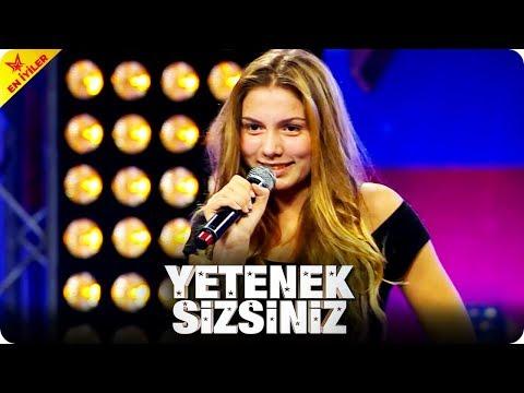 Aleyna Tilki Türk Telekom Stadında ****GALATASARAY****