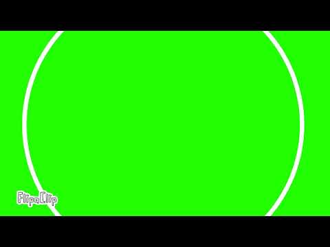 Circle beat effect     Green screen     Free to use, Credit if you want!