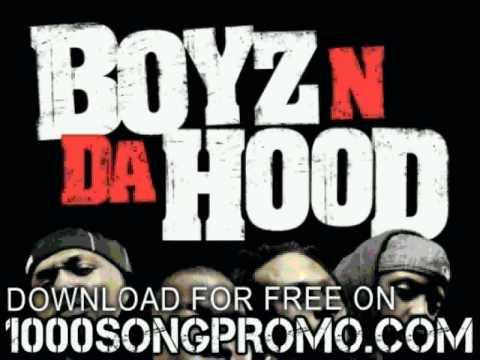 boyz n da hood  Paper feat Rick Ross  Back Up N Da Chev