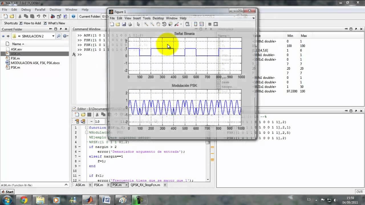 Circuito Modulator Ask Con 555 Timer Adding A Sensor To Traffic Circuits Gt Pulse Position Circuit L28080 Nextgr Modulacion Psk Fsk Youtube