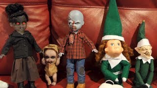 Elf on the Shelf: Bye Bye Baby!