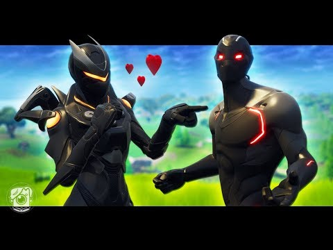 OBLIVION FALLS IN LOVE WITH OMEGA - A Fortnite Short Film