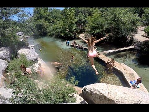 Traveling Across Texas: Wimberley [GoPro Hero 4]