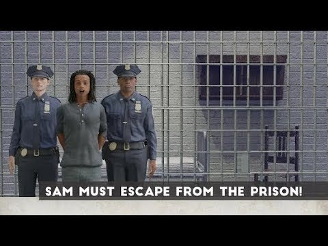 Escape The Prison 2 Walkthrough [Rabbit Bay Games]