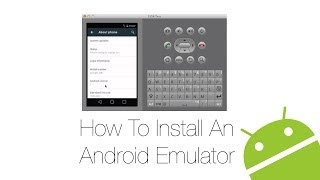 How To Install Android Emulator For Android 5.0 Lollipop & Android Wear On Mac And PC