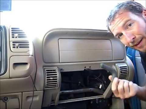 Fix weak A/C or heater fan